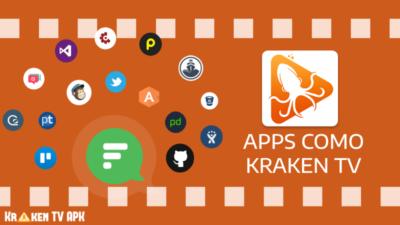 apps como kraken tv similares aplicaciones parecidas iguales