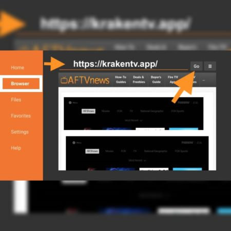 descargar amazon fire tv sitck krakentv apk