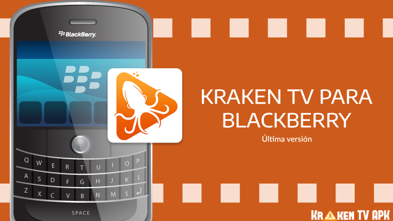 descargar kraken tv para blackberry 2019