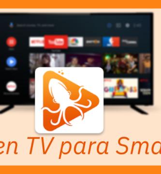 descargar kraken tv para smart tv conectar
