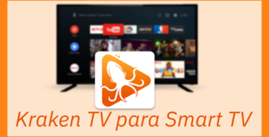 descargar kraken tv para smart tv conectar