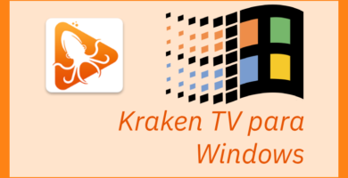 descargar kraken tv para windows 10