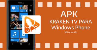 kraken tv para windows phone nokia lumia