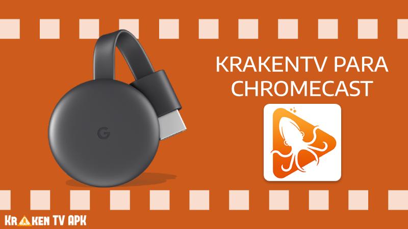 descargar krakentv para chromecast apk