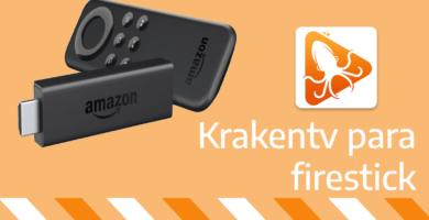 descargar instalar krakentv para firestick apk