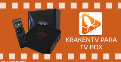 instalar configurar krakentv para tv box apk